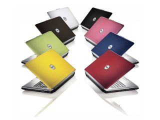 Dell notebooks now available in Flame Red