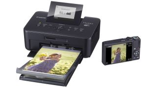 Canon Selphy CP900 offers wireless printing