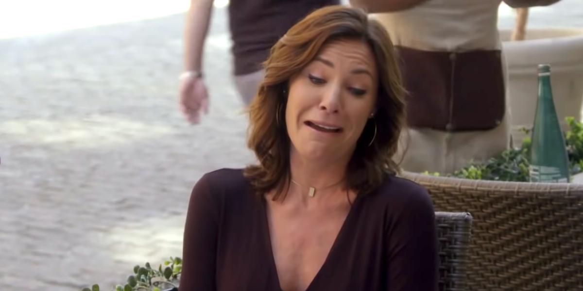 rhony bravo Luann de Lesseps season 12 funny face