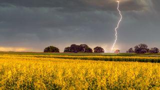 How to avoid lightning