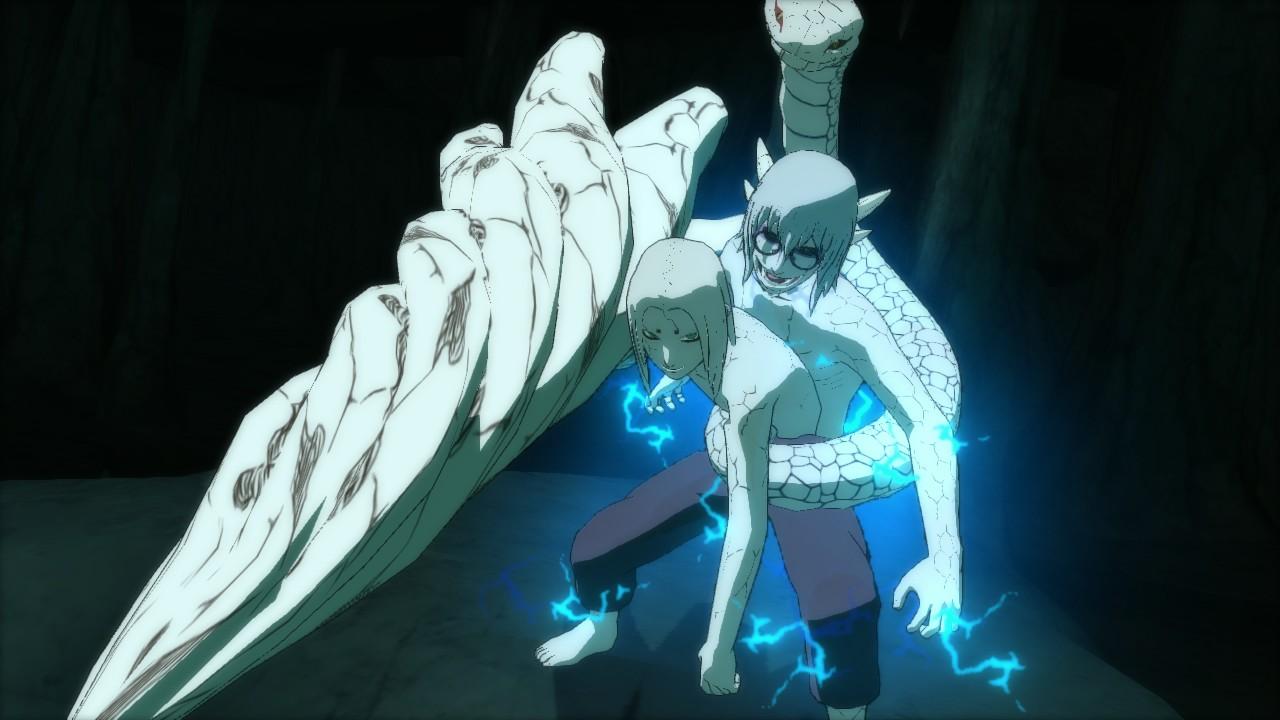 Naruto Shippuden: Ultimate Ninja Storm 3 Full Burst bringing
