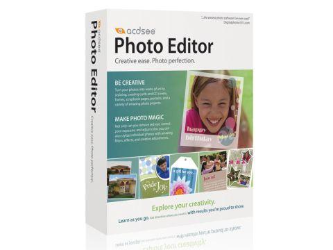 ACDSee Photo Editor 4.0
