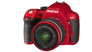 Pentax reveals entry-level K-50 and K-500 DSLRs