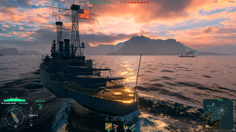 is world of warships safe