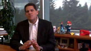 Nintendo Reggie Fils-Aime