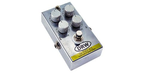 The bias control adjusts the input impedance, useful for matching it to various pickup types