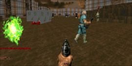 Watch Doom 2 Working As A Battle Royale Game