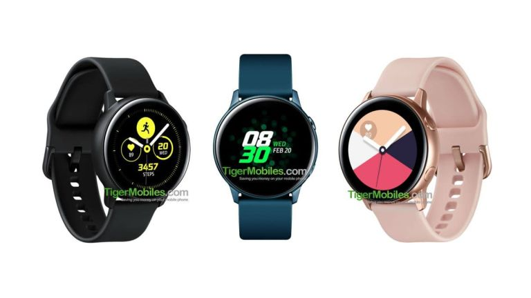 Samsung Galaxy Sport colours revealed in latest leak