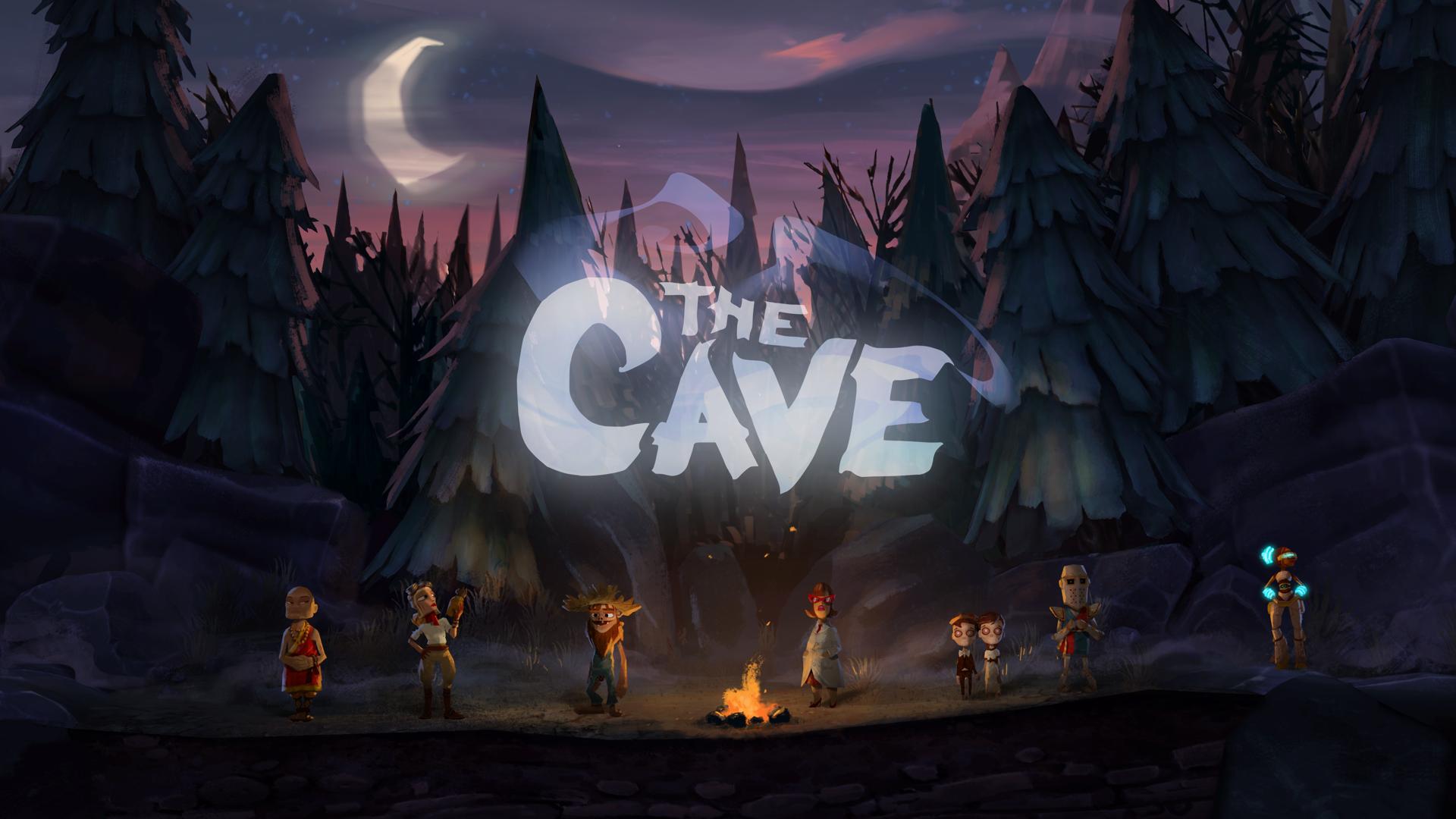 The Cave walkthrough