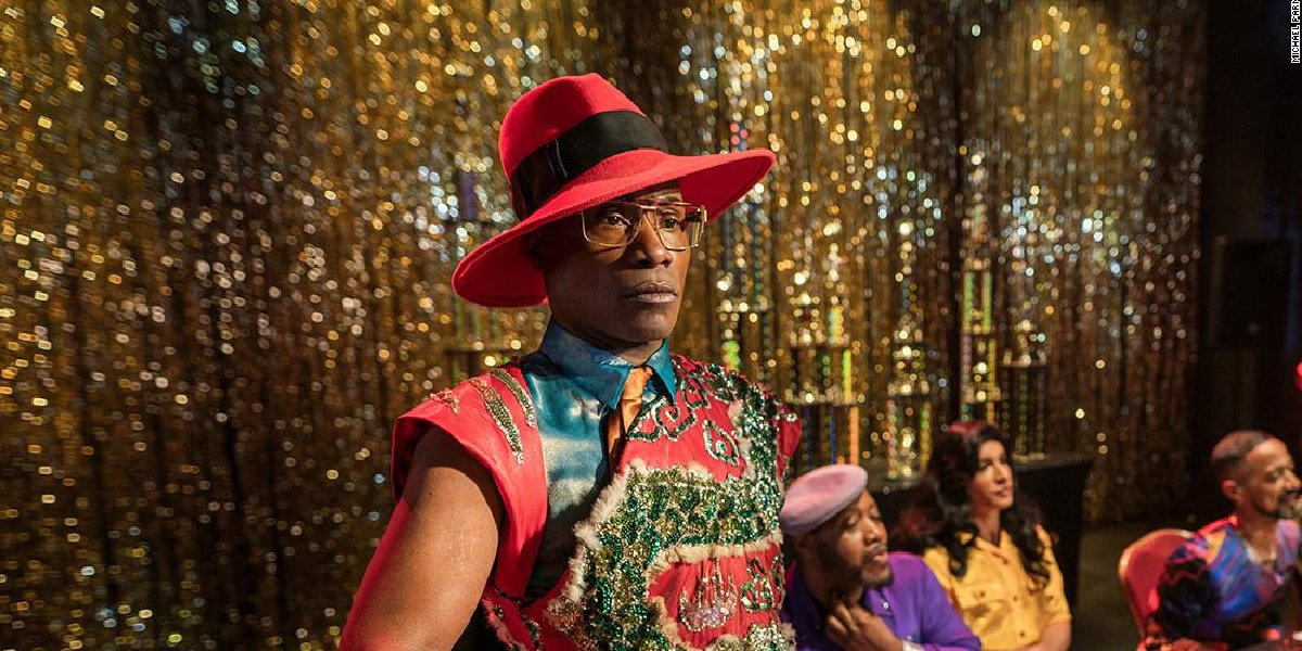 Billy Porter in Pose. He will be playing Fab G in Cinderella.