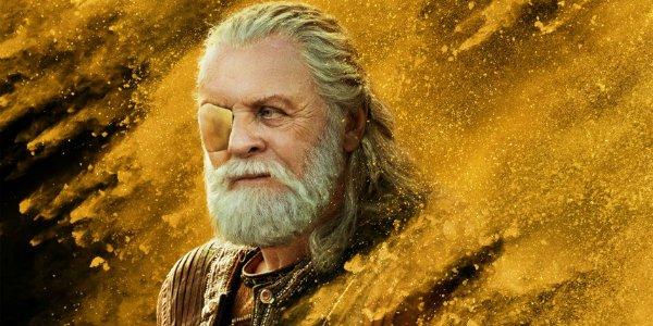 Odin Anthony Hopkins Thor Ragnarok