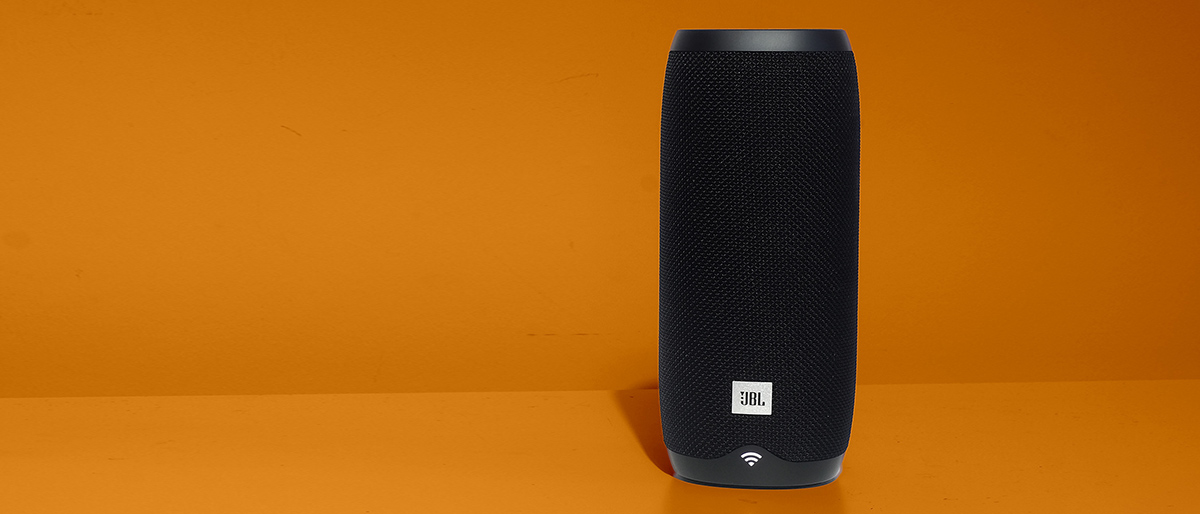 JBL Link 20 Google Assistant smart speaker review | TechRadar