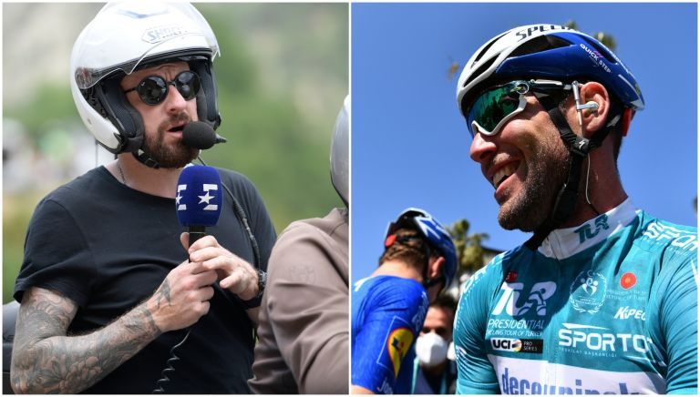 Sir Bradley Wiggins shares his thoughts on Mark Cavendish's string of victories