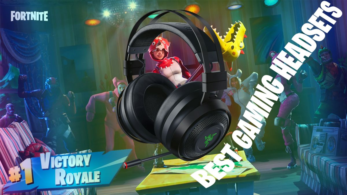 The best gaming headsets for Fortnite | TechRadar