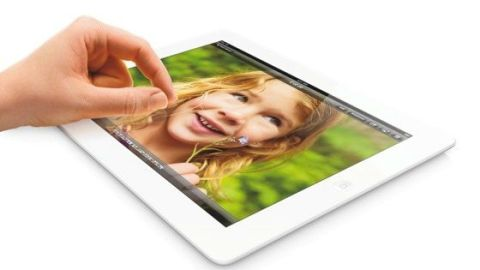Hands on: iPad 4
