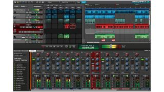 Mixcraft software updated to version 7.