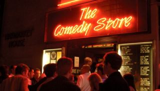 GamesAid Comedy Store