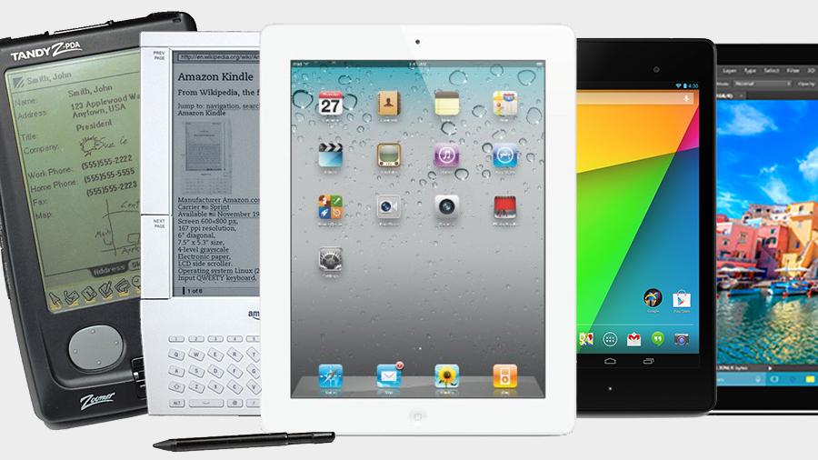 15 memorable milestones in tablet history | TechRadar