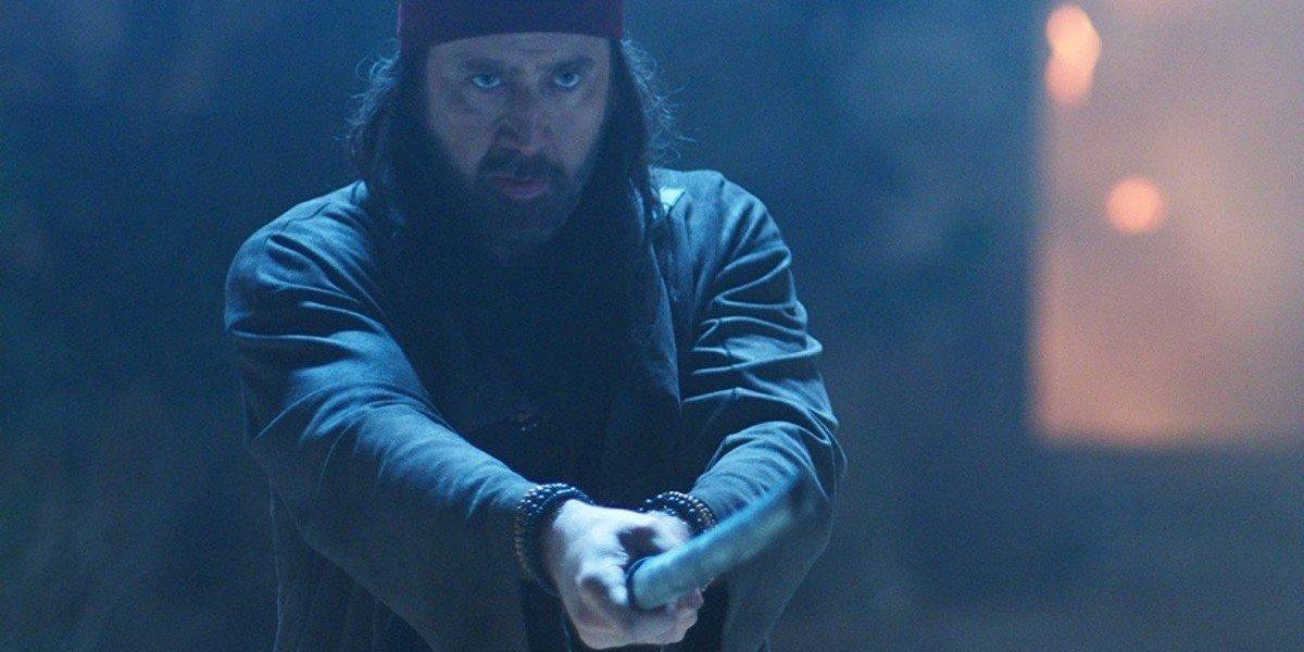 Nicolas Cage - Jiu Jitsu