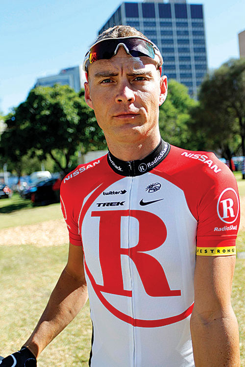 Robbie Hunter 2011