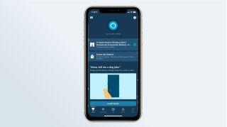 Amazon Alexa on iPhone