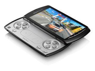 Sony Ericsson Xperia Play - gamey