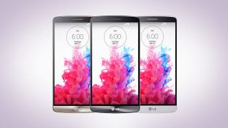 LG G3 hands on