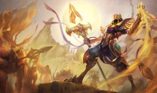 Azir, League of Legends