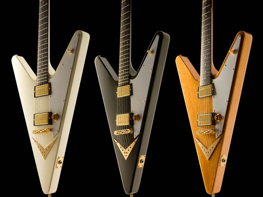 Gibson Reverse Flying V Musicradar