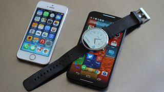 Google Android Wear, iPhone and iOS are compatible starting today