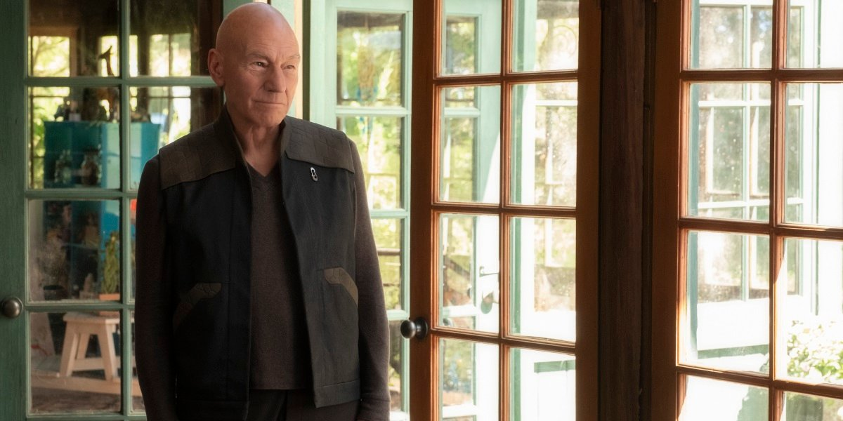 Star Trek: Picard CBS All Access