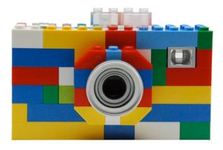 The colourful, new Lego camera