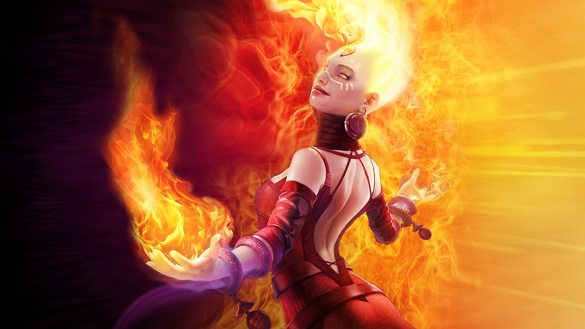 Why chaos is the heart of Dota 2