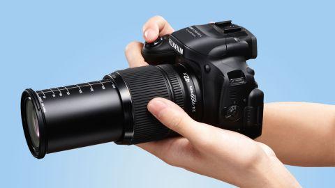 Fuji FinePix HS50 EXR review