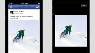 Facebook tests auto-playing videos, as rumoured commercial interruption