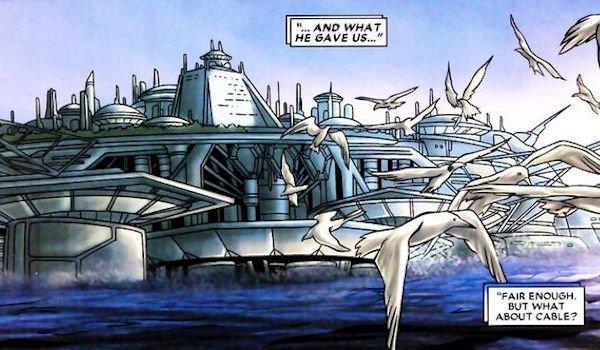 Marvel comics Providence