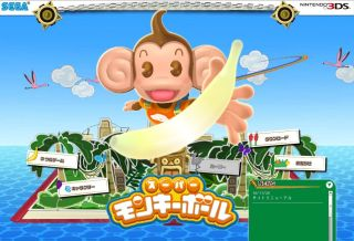 Sega s Super Monkey Ball producer thinks 3D adds something fundamental to the game