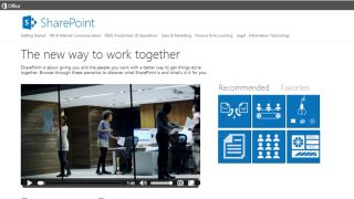 DiscoverSharePoint screenshot
