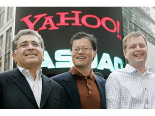 Yahoo reports profit boost for latest financial quarter, but still lagging way behind Google
