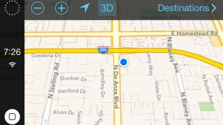 iOS in the Car moves up a gear with new screenshot leak