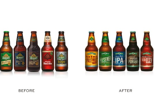 craft beer brands this brewery s rebrand stays true to its roots creative bloq 1396