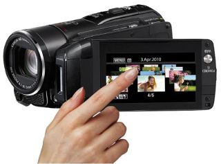 Canon outs new Legria camcorder