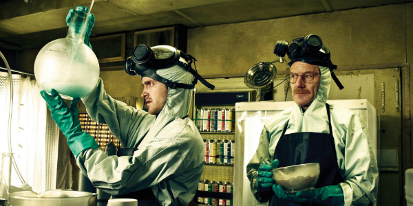 Breaking Bad Jesse Pinkman Walter White