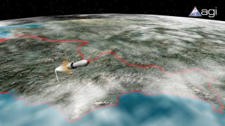 North Korea's failed 2009 satellite launch