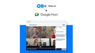 Otter.ai launches Google Meet integration
