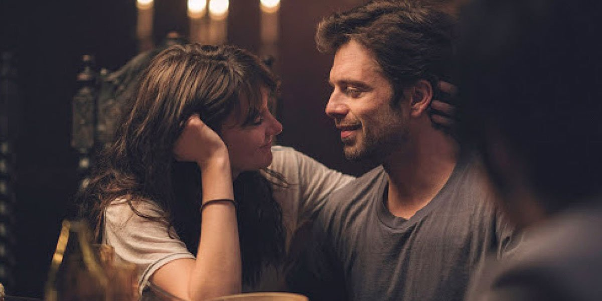 Endings, Beginnings makeout session with Sebastian Stan and Shailene Woodley