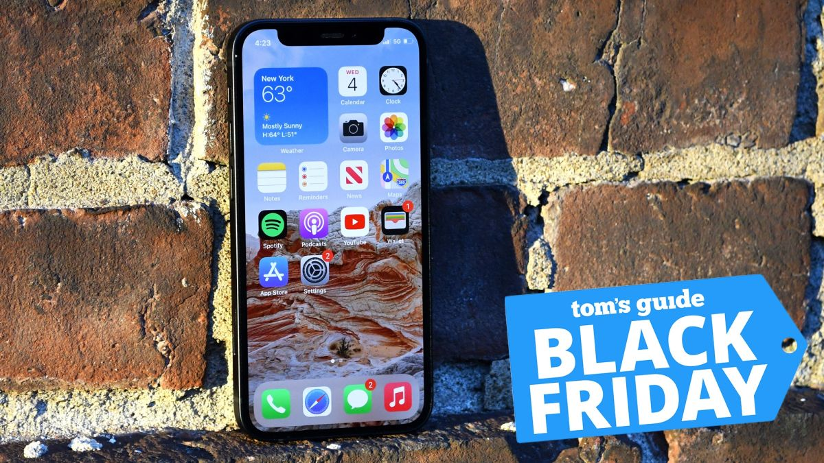 Best Black Friday AT&T deals 2020: Get a free iPhone 12 mini