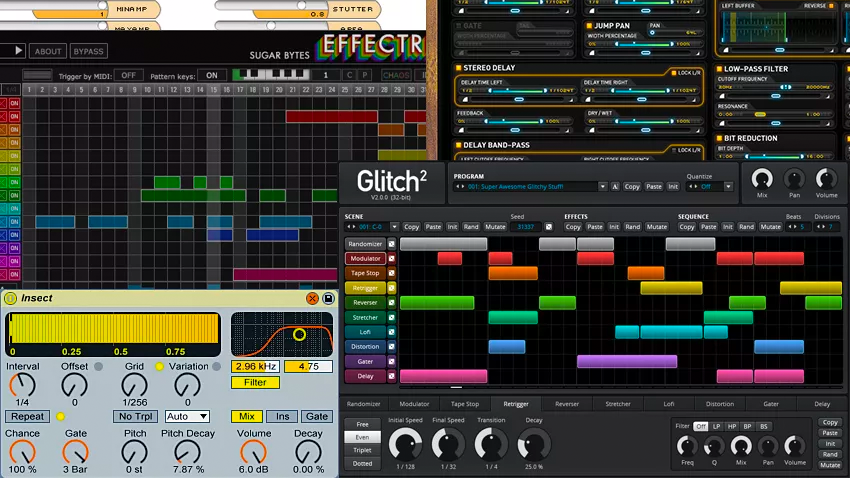 4 ways to glitch out your productions