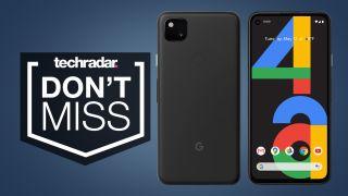 Google Pixel 4a deals