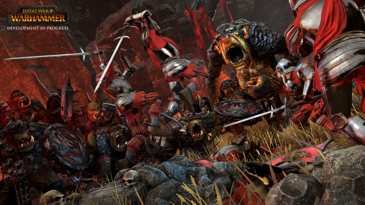 Total War: Warhammer is the tabletop war game come to life on PC